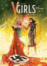 V-girls l'oeil du diable. Volume 2, L'armée cauchemardesque