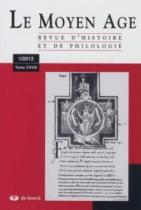 Moyen Age (Le). n° 1 (2012),