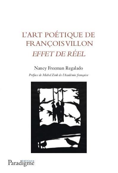 L'art poétique de François Villon, effet de réel