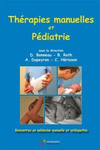 Thérapies manuelles et pédiatrie