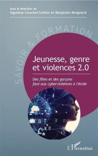 Jeunesse, genre et violences 2.0