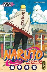 Naruto. Volume 72,