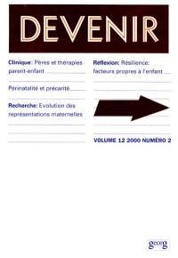 Devenir. n° 2 (2000),