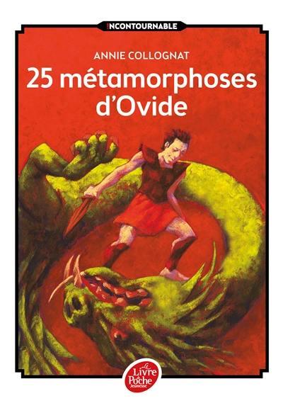 25 métamorphoses d'Ovide