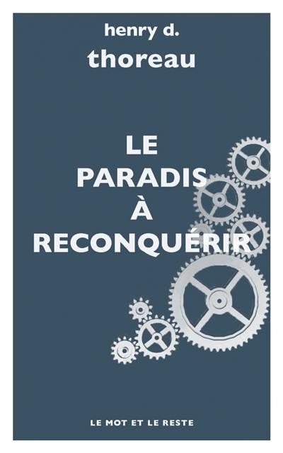 Le paradis à reconquérir
