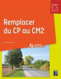 Remplacer du CP au CM2
