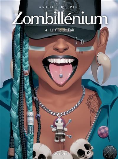 Zombillénium. Volume 4, La fille de l'air