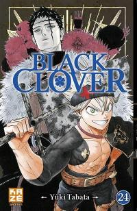 Black Clover. Volume 24,