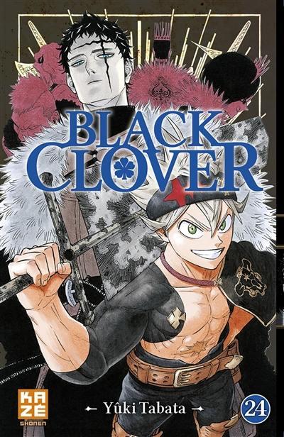 Black Clover. Volume 24,