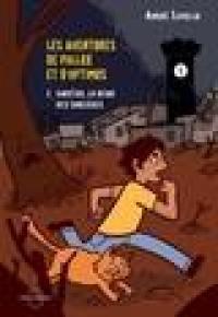 Les aventures de Pollux et d'Optimus. Volume 2, Sinistra, la reine des sorcières