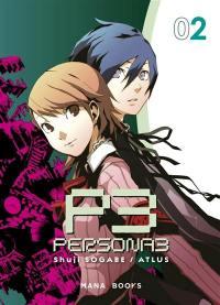 Persona 3. Volume 2,