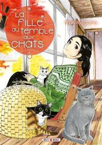 La fille du temple aux chats. Volume 6,