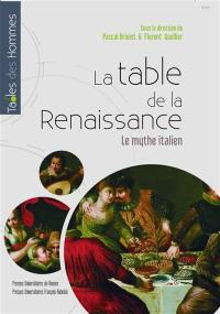 La table de la Renaissance