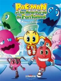 Pac-Man et les aventures de fantômes. Volume 2, Tous à la mer !