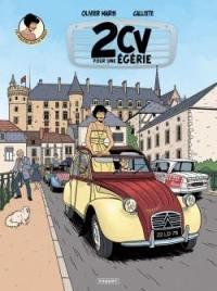 Les enquêtes auto de Margot. Volume 3, 2CV pour une égérie