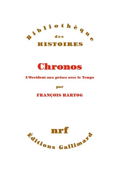 Chronos : l'Occident aux prises avec le temps