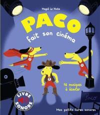 Paco fait son cinéma : 16 musiques à écouter
