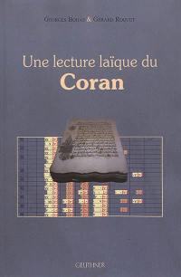 Une lecture laïque du Coran