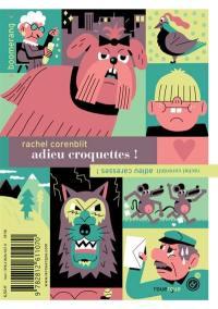 Adieu croquettes !; Adieu caresses !