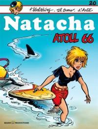 Natacha. Volume 20, Atoll 66