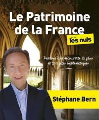 Le patrimoine de la France pour les nuls