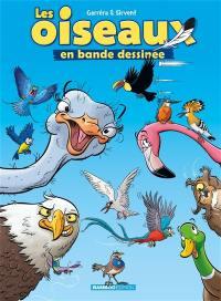 Les oiseaux en BD. Volume 1,