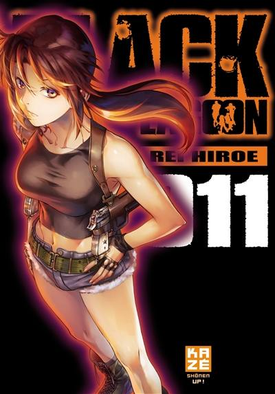 Black lagoon. Volume 11,