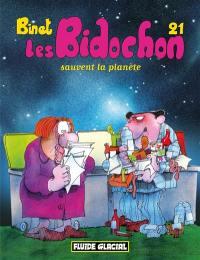 Les Bidochon. Volume 21, Les Bidochon sauvent la planète