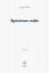 Specimen mâle