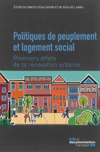Politiques de peuplement et logement social