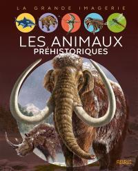 Les animaux préhistoriques