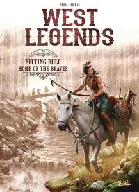West legends. Volume 3, Sitting Bull