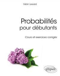 Probabilités pour débutants