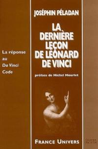 La dernière leçon de Léonard de Vinci