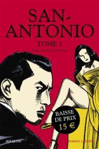 San-Antonio. Volume 1,