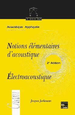 Notions élémentaires d'acoustique