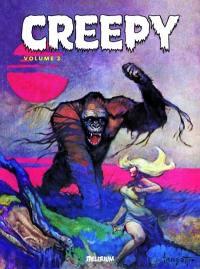 Creepy. Volume 2,