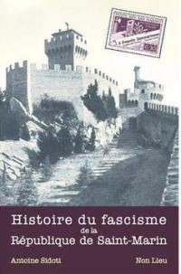 Histoire du fascisme de la République de Saint-Marin