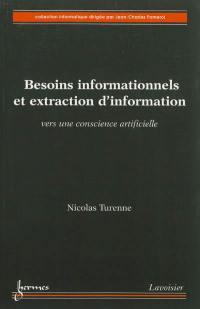 Besoins informationnels et extraction d'information
