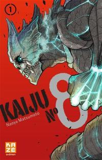Kaiju n° 8. Vol. 1