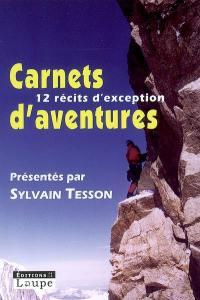 Carnets d'aventures 2007
