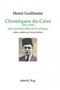 Chroniques du Caire