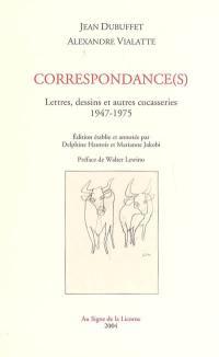 Correspondance(s)