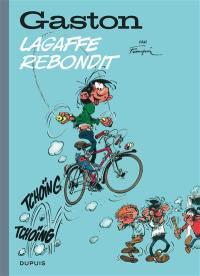 Gaston. Volume 20, Lagaffe rebondit (48 h BD 2020)