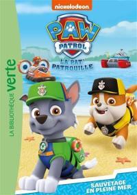 La Pat' Patrouille. Volume 10, Sauvetage en pleine mer