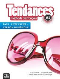 Tendances, méthode de français, A1