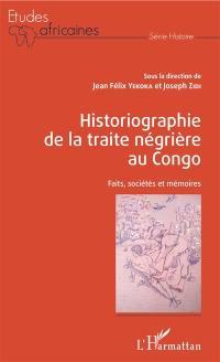 Historiographie de la traite négrière au Congo