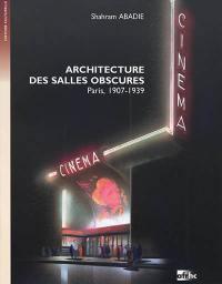 Architecture des salles obscures