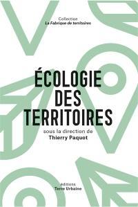 Ecologie des territoires