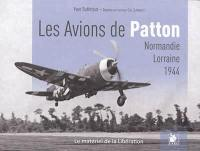 Les avions de Patton